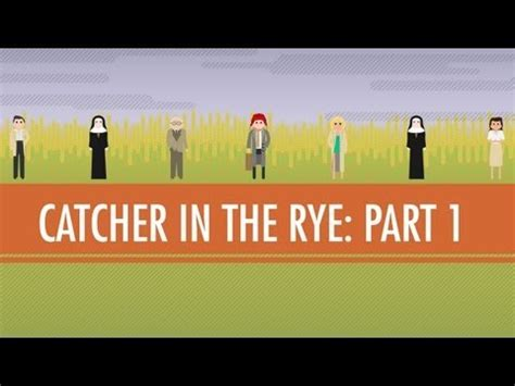 Catcher in the rye essay thesis The Quay House