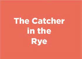 Catcher in the Rye Thesis Paper essays